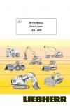 Liebherr L544-L580 Tier 1 Stage I Service Manual