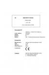 Liebherr Liebherr L550 Wheel Loader Tier 4i Stage III-B Operator's and Maintenance Manual