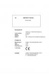Liebherr Liebherr L556-1332 Wheel Loader Tier 4f Stage IV Operator's and Maintenance Manual