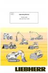 Liebherr Liebherr L564 Wheel Loader Tier 2 Stage II Operator's and Maintenance Manual
