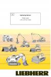 Liebherr Liebherr L574 Wheel Loader Tier 2 Stage II Operator's and Maintenance Manual
