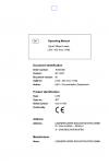 Liebherr Liebherr L576 Wheel Loader Tier 3 Stage III-A Operating Manual