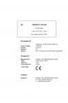 Liebherr Liebherr L580 Wheel Loader Tier 4i Stage III-B Operator's and Maintenance Manual