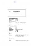 Liebherr Liebherr L580 2plus2 Wheel Loader Tier 3 Stage III-A Operator's and Maintenance Manual
