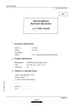 Liebherr R924 Hydraulic Excavator Tier 2 Stage II Service Manual