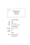 Liebherr Liebherr LR614 Series 4 Operator's and Maintenance Manual