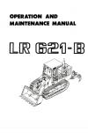 Liebherr Liebherr LR621 Series 1 Operation and Maintenance Manual