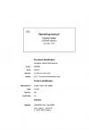 Liebherr Liebherr LR634 Series 4 Operator's and Maintenance Manual