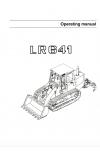 Liebherr Liebherr LR641 Series 1 Operation and Maintenance Manual