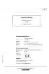 Liebherr Liebherr P9150 Excavator Operator's and Maintenance Manual