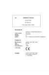 Liebherr Liebherr PR766 Series 6 Operatot's Manual