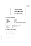 Liebherr LH40-LH50 Hydraulic Excavator Tier 4i Stage III-B Service Manual