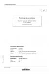 Liebherr A309-R317 Hydraulic Excavator Tier 2 Stage II Service Manual