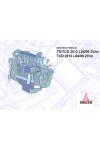 Deutz Deutz Excavators LHB TCD2012 Operator's and Maintenance Manual