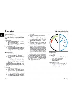 Deutz Deutz Excavators LHB TD/TCD 3.6 L4 Operator's and Maintenance Manual