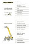 Liebherr Liebherr TL441 Tier 4i Stage III-B Operator's and Maintenance Manual