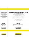 New Holland CE E35.2SR Parts Catalog