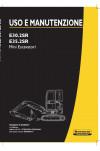 New Holland CE E30.2SR, E35.2SR Operator`s Manual