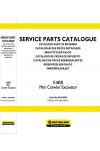 New Holland CE E10SR Parts Catalog
