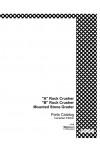 Case IH A, B Parts Catalog