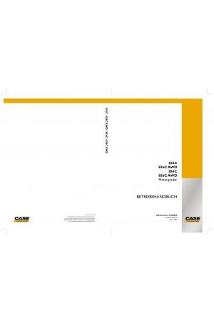 Case 836C, 856C Operator`s Manual