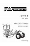 New Holland CE M100 Service Manual