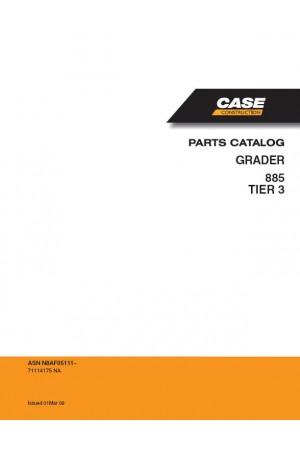 Case 885 Parts Catalog