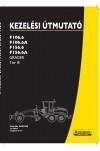New Holland CE F106.6, F106.6A, F156.6, F156.6A Operator`s Manual