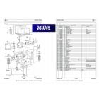 Volvo Penta 7.4GiPEFS, 7.4GSiPEFS, 8.2GSiPEFS, DPX385XEFS, DPX415XEFS Parts Manual