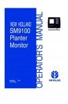 New Holland SM9100 Operator`s Manual