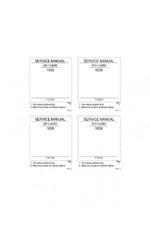 Case 1838 Service Manual