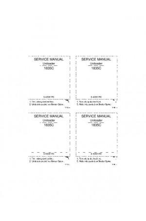 Case 1835C Service Manual