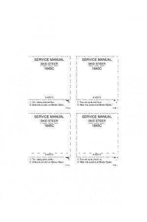 Case 1845C Service Manual