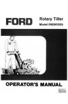 Case IH 09GN1005 Operator`s Manual