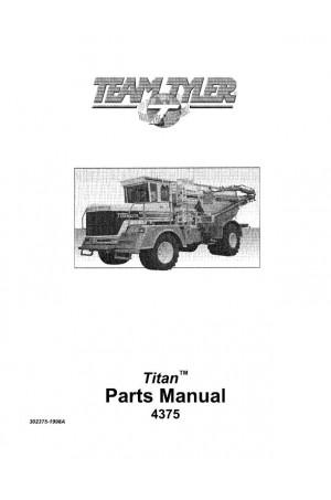 Case IH 4375 Parts Catalog