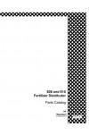 Case IH 808, 810 Parts Catalog