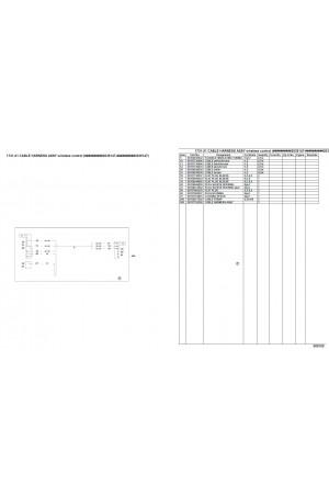 Tadano 33037190104 5 BOOM + 2 JIB,2M2D,KF90-4 Parts Manual
