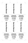 Case TX130-30, TX130-33 Service Manual