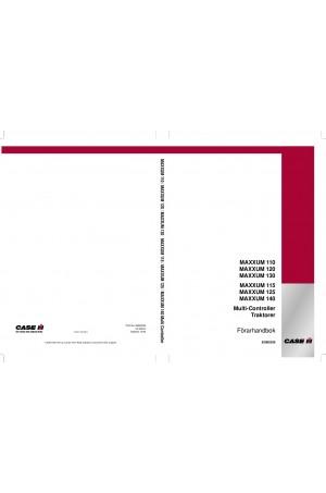Case IH 115, 120, 125, 130 Operator`s Manual
