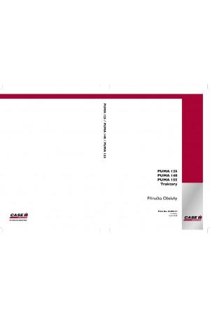 Case IH Puma 125, Puma 140, Puma 155 Operator`s Manual