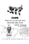 Case IH 301, 302, 302MTEA Parts Catalog
