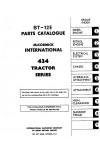 Case IH 434 Parts Catalog