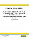 New Holland T8.320, T8.350, T8.380, T8.380 SmartTrax, T8.410, T8.410 SmartTrax, T8.435, T8.435 SmartTrax Service Manual