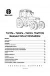 New Holland TN75FA, TN85FA, TN95FA Service Manual