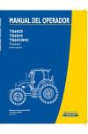 New Holland TS6020, TS6030 Operator`s Manual