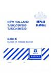 New Holland TJ280, TJ330, TJ380, TJ430, TJ480, TJ530 Service Manual