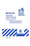 New Holland 55, TM120, TM190 Service Manual