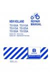 New Holland T6010, TS100A, TS110A, TS115A, TS125A, TS130A Service Manual