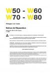 New Holland CE W50, W60, W70, W80 Service Manual