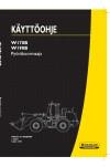New Holland CE W170B, W190B Operator`s Manual